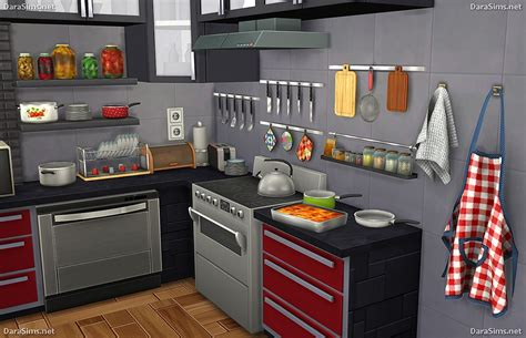 sims 4 kitchen decor decoredo