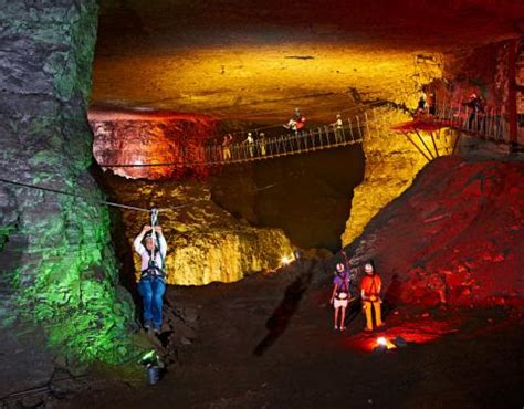 cool midwest cave tours midwest living