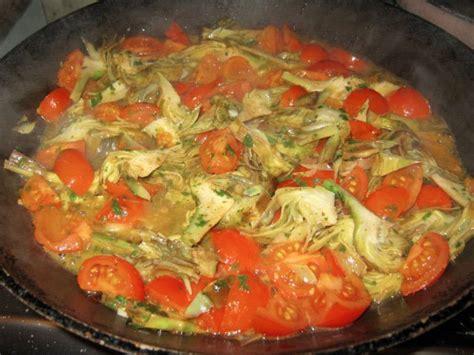 come cucinare pasta e carciofi pasta con carciofi e pomodorini pachino ricetta