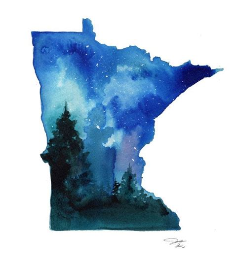 watercolor tattoos minnesota best 25 minnesota ideas on home