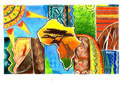 colors of africa africa in colours by samins on deviantart