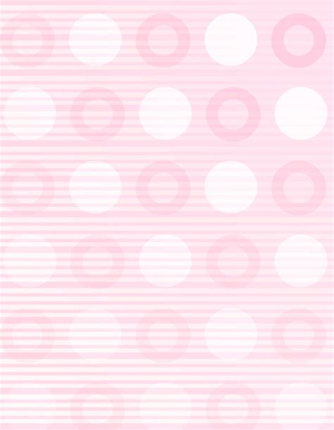 free paper background templates free polka dots letterhead stationery free printable