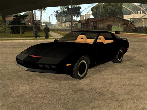 mod gta 5 kitt the gta place k i t t from knight rider
