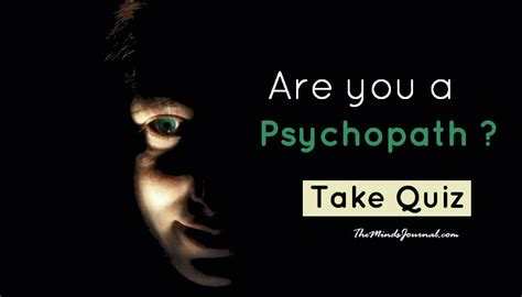 quiz is your a psychopath mind in with subtitles