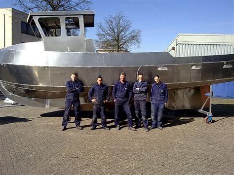 aluminium boot bouwpakket aluminium botenbouw