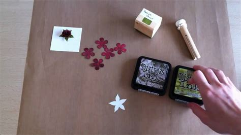 How To Make Miniature Paper Flowers - flowers mini paper roses
