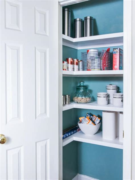 How To Make Pantry Shelves by How To Replace Pantry Wire Shelving How Tos Diy