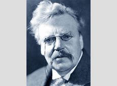 Biografia di Gilbert Keith Chesterton G Cinema