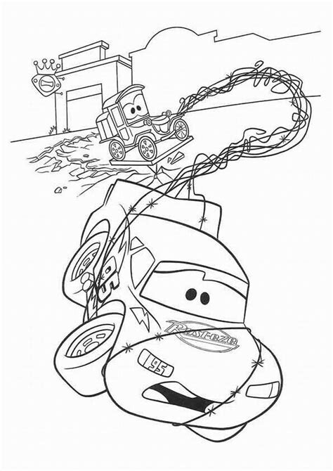 coloring pages mcqueen coloring pages lightning mcqueen coloring home