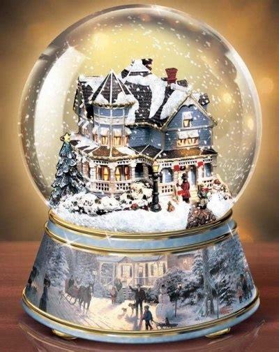 Bola Snowball Musik Box my of sn 246 glober