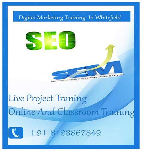 Digital Marketing Classes 1 by Digital Marketing In Whitefield