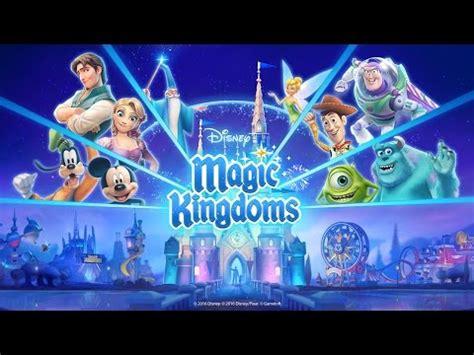 disney magic kingdoms – applications android sur google play