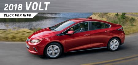 new 2018 chevrolet model detail & features model