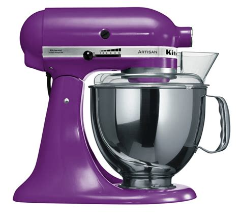 Kitchenaid Mixer Lavender Kitchenaid Colours For Summer Yuppiechef Magazine
