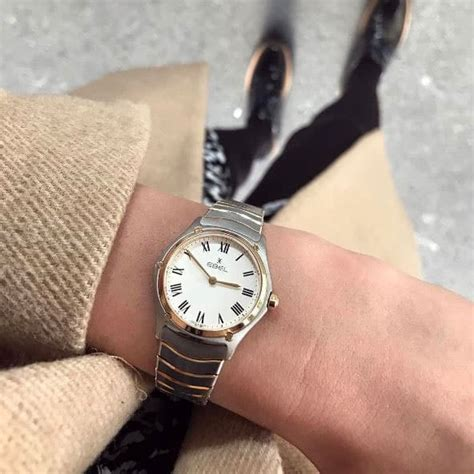 Ebel Quartz ebel sport classic 1216387 damenuhr juwelier burck de