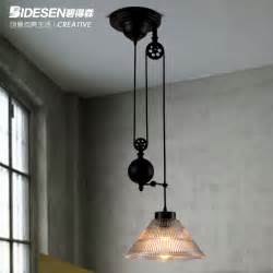 pulley pendant light fixtures vintage industrial rh loft2 pulley pendant light edison
