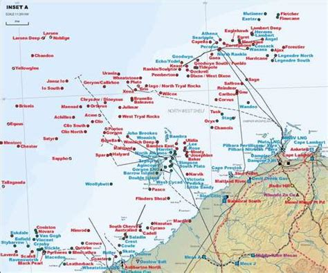 businessmapsaustralia — bma mining oil and gas.