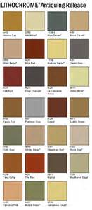 scofield color chart expressions ltd concrete antique powder release scofield