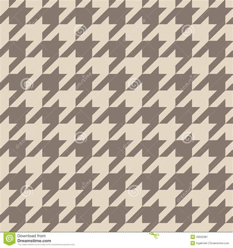 brown pattern vector houndstooth seamless vector brown pattern or tile