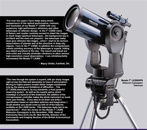 discovery telescopes