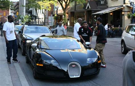 future rapper bugatti rapper drake s free bugatti veyron looks the nuts