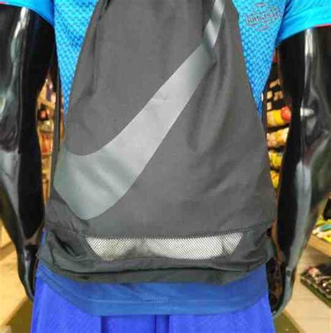 Tas Backpack Nike Original jual tas nike drawstring backpack original
