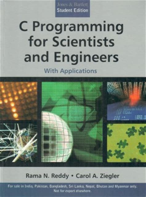beginning programming for engineers and scientists books c programming for scientists and engineers with