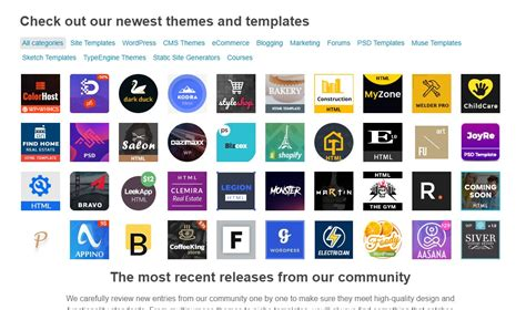 themeforest offers the top 5 wordpress theme clubs that the cool kids are part of