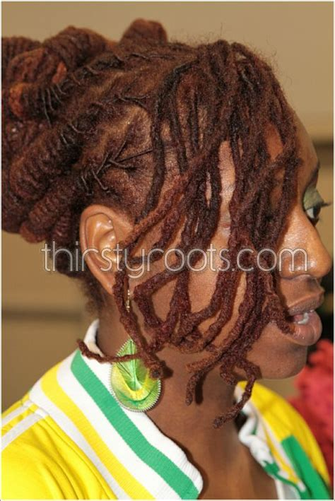colored dreadlocks auburn colored dreadlocks thirstyroots black hairstyles