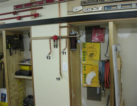 Air Line Plumbing by Plumbing The Shop For Air The Amc Forum Page 1