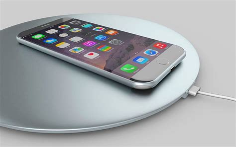 apple wireless charger apple may make wireless charging iphone the olivers post