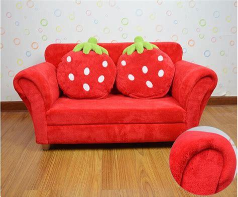 sofa kinder 2017 coral velvet children sofa chairs cushion furniture