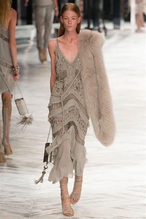 Milan Fashion Week Roberto Cavalli by Roberto Cavalli Summer 2014 Searching For Style