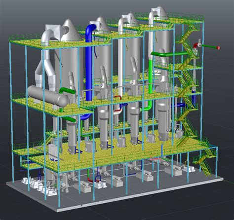 Autoplant 3d by Tools Sep Salt Evaporation Plants Ltd