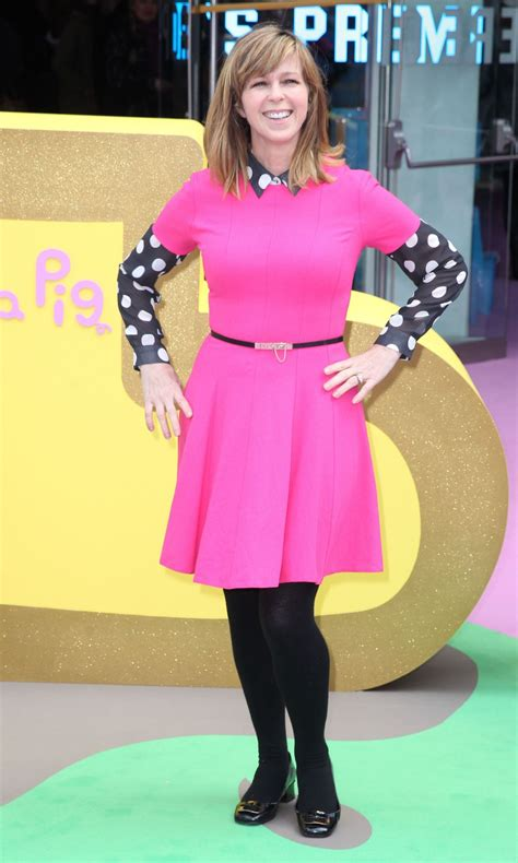 emma watson peppa pig kate garraway at peppa pig the golden boots premiere in