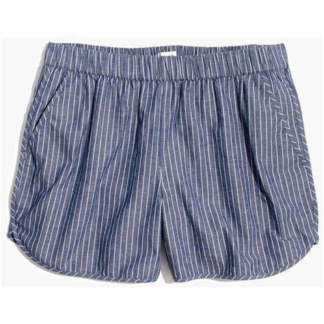 Striped Shorts white and blue striped shorts hardon clothes