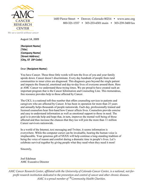 Letter Of Intent Template Non Profit Te Creative Services Grant Writing