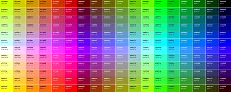 color values search now converts rgb to hex color values world