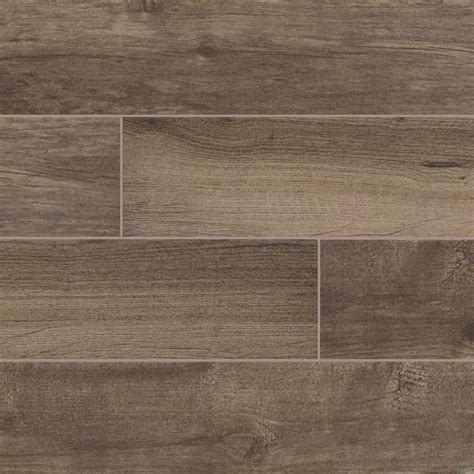 palmetto porcelain 6x36 quot smoke wood look tile