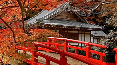 japanese wallpaper for mac 1920x1080 pagoda japan maple desktop pc and mac wallpaper