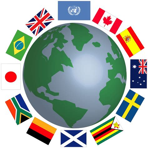flags of the world history flags of the world clipart best