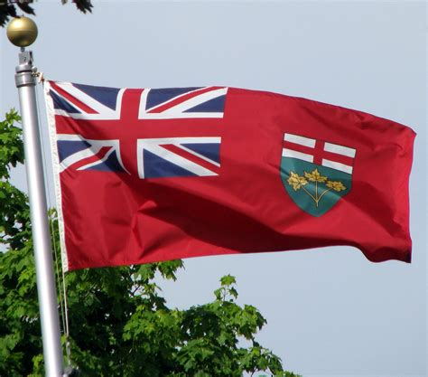Ontario Search Ontario Flag Images