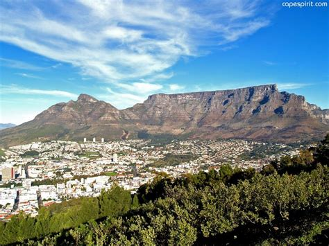 Table Mountain South Africa by Table Mountain Cape Town South Africa Landmarks Pintere