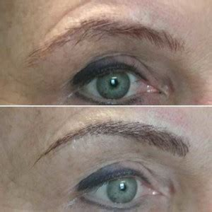 tattoo eyebrows vancouver cosmetic tattooing la derma medical aesthetics skin
