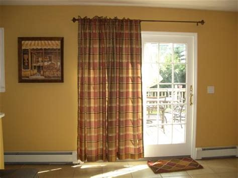 best window treatment for sliding patio doors show me pics of your window treatments for your sliding