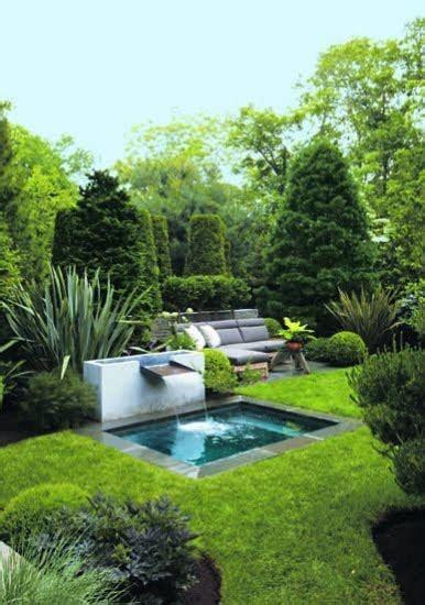Moderner Garten Mit Wasser by Modern Water Garden Design Calendar