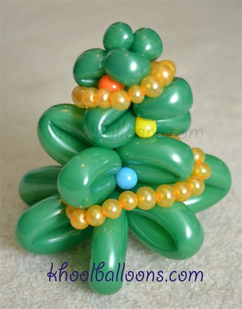 how to make a balloon christmas tree khool balloons 171 my favorite balloons to twist 171 page 7