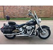 2010 Harley Davidson FLSTC Heritage Softail For Sale On