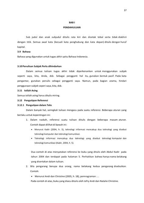 contoh format proposal judul skripsi kumpulan judul contoh skripsi bahasa inggris contoh