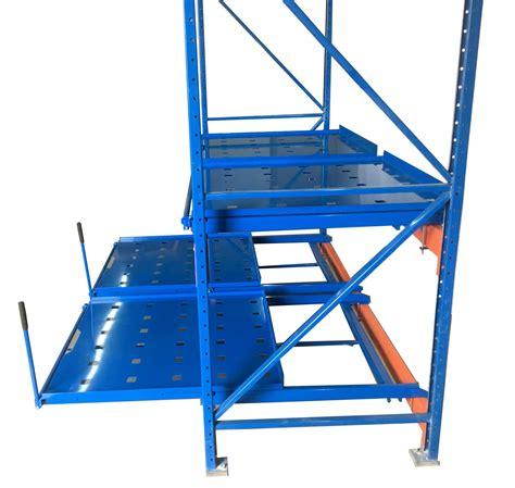 Roll Out Shelf Racks by Industrial Roll Out Shelving Pallet Rack Pull Out Shelves